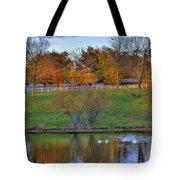 Shaker Lake 5 Tote Bag