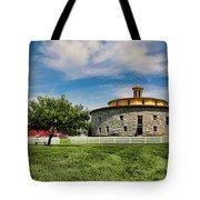 Shaker Pastoral Panorama Tote Bag