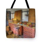 Shaker Seedroom 2 Tote Bag