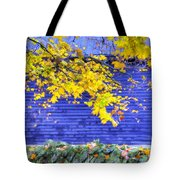 Shaker Stone Fence 2 Tote Bag