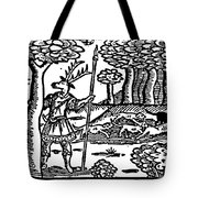 Shakespeare: Falstaff Tote Bag