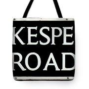 Shakespeare Road Uk Tote Bag