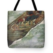 Shakespeare S Comedy Of The Tempest Tote Bag