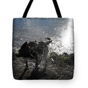Shaking It Off Tote Bag