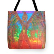 Shakti Angel Tote Bag