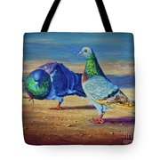 Shall We Dance? Tote Bag