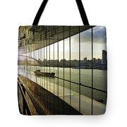 Shanghai City 13 Tote Bag