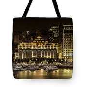 Shanghai Nights Tote Bag