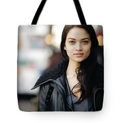 Shanina Shaik Tote Bag