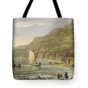 Shanklin Bay Tote Bag