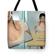 Shannen Doherty Tote Bag