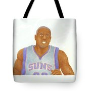 Shannon Brown Tote Bag by Toni Jaso