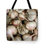 Shantung Garlic Tote Bag