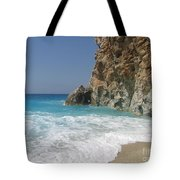 Shaped By The Sea  Tote Bag
