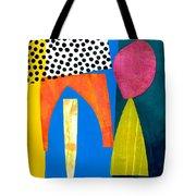 Shapes 2 Tote Bag