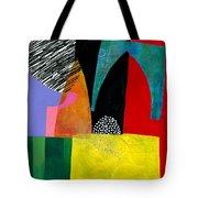 Shapes 5 Tote Bag