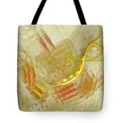 Shapes In Abstract Tote Bag