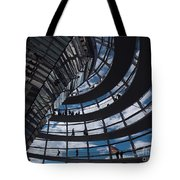 Shapes Of Berlin Tote Bag