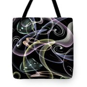 Shapes Of Fluidity Tote Bag