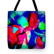 Shapes Our Lives Tote Bag