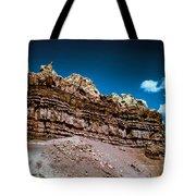 Shaping Rock Tote Bag