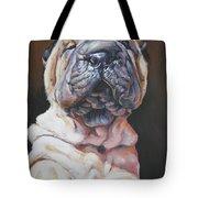 Shar Pei Pup Tote Bag