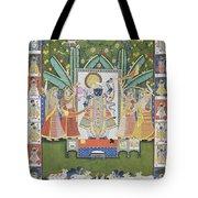 Sharad Utsav - V Tote Bag