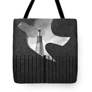 Shard From Wapping Memorial Tote Bag