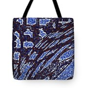 Shards And Pieces Tote Bag