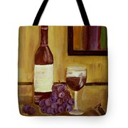 Sharing A Glass Tote Bag
