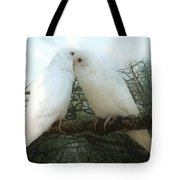 Sharing Secrets Tote Bag