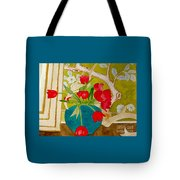 Sharing The Limelight Tote Bag