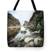Shark Fin Cove Tote Bag