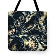 Shark Jaws Tote Bag