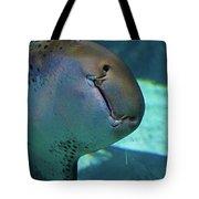 Shark View Tote Bag
