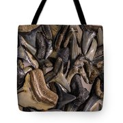 Sharks Teeth 9 Tote Bag