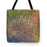 Sharpened Light Tote Bag