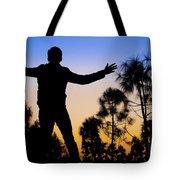 Sharukh Pose Tote Bag