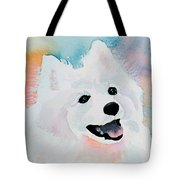 Shasta, A Prince Of A Dog Tote Bag