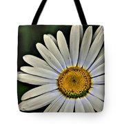 Shasta Daisy Tote Bag
