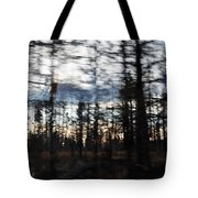 Shasta Trinity National Forest Tote Bag