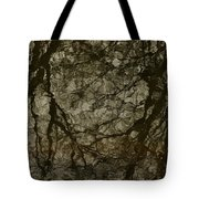 Shattered Forest Tote Bag