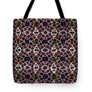 Shattered Jewels Tote Bag