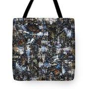Shattered Patterns Tote Bag