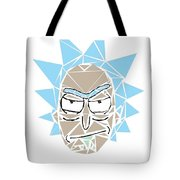 Shattered Reflection Series Tote Bag