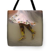 Pow Wow Shawl Dancer 8 Tote Bag