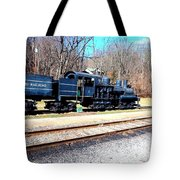 Shay Engine Tote Bag