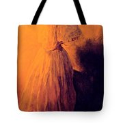 She Danced Tote Bag