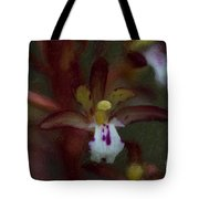 She Dwells In The Shadows Tote Bag