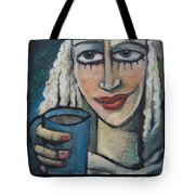She Had Some Dreams...  Tote Bag